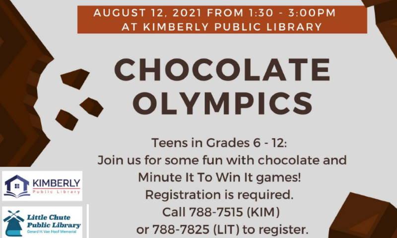 Chocolate Olympics